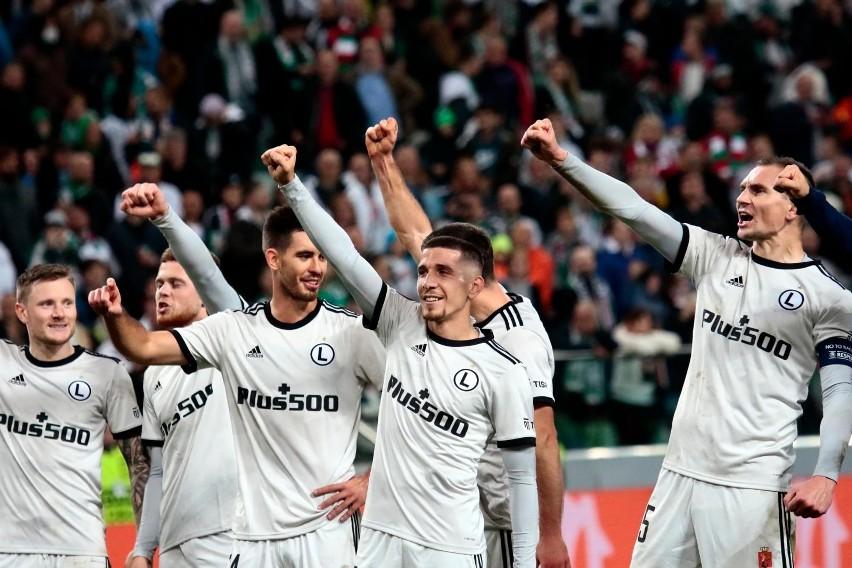 W czwartek Legia sensacyjnie pokonała Leicester City w fazie...