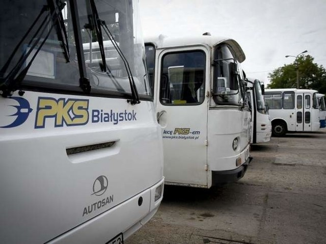 PKS Białystok jeździ do Modlina na lotnisko