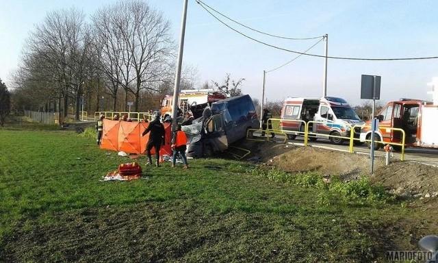 Prawie trzy promile alkoholu w organizmie miał 34-letni kierowca fiata ducato, który 25 listopada 2016 roku spowodował wypadek w Brzegu. Jedna osoba zginęła, dwie zostały ranne.