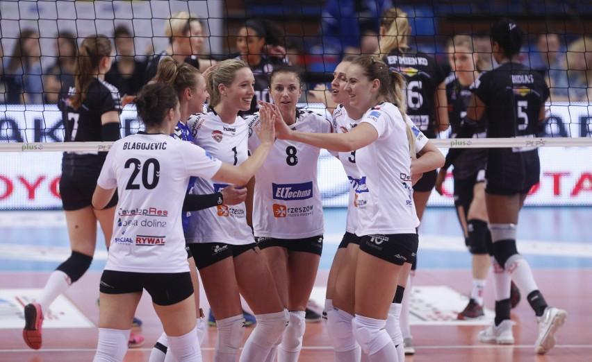 Developres SkyRes Rzeszów wygrywa pierwszy półfinałowy mecz...