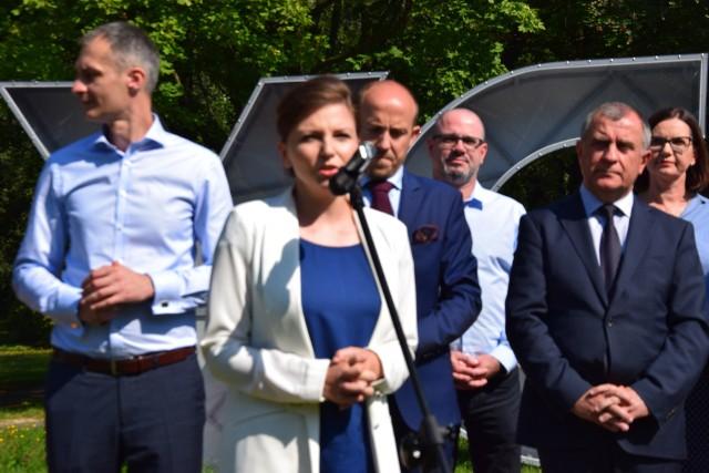 Andrzej Dziuba jest popierany przez PO i Nowoczesną