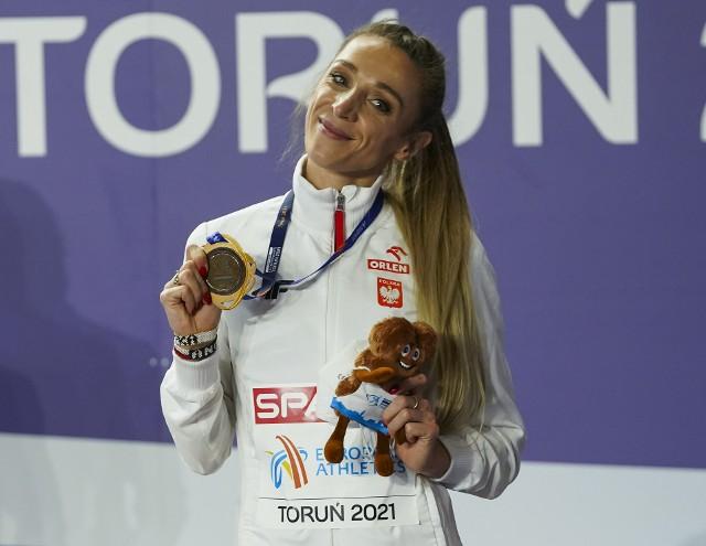 Angelika Cichocka przypomniała się w środowisku lekkoatletycznym, zdobywając w Toruniu brąz halowych mistrzostw Europy w biegu na 800 metrów