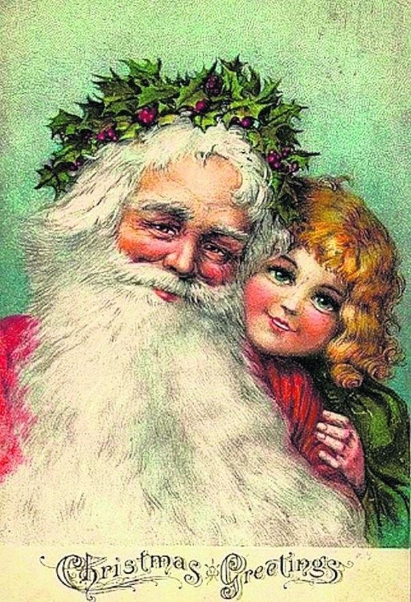 Stare kartki świąteczne do dzisiaj zachwycają. I budzą apetyty kolekcjonerów