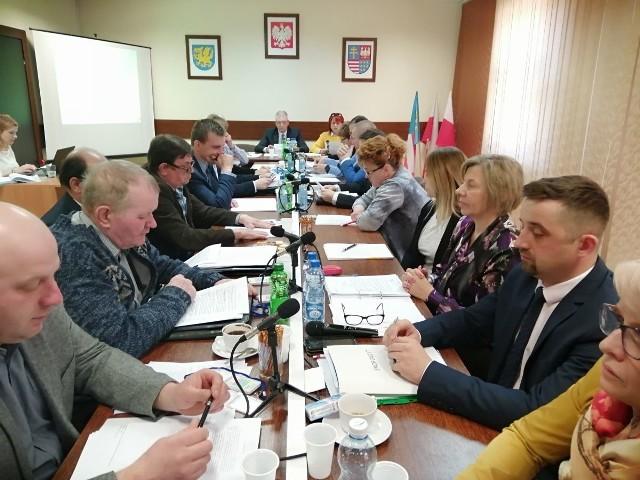 sesja Rady Gminy w Bałtowie
