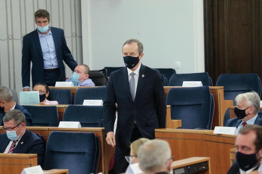 Ustawa medialna w Senacie. Tomasz Grodzki: Będzie zawetowana