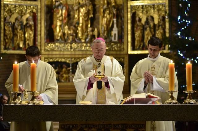 Papież nominował abp. Gądeckiego na członka watykańskiej kongregacji