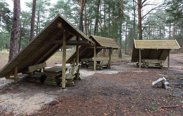 Remont ścieżki przyrodniczej w OrzechowieRemont ścieżki przyrodniczej w Orzechowie
