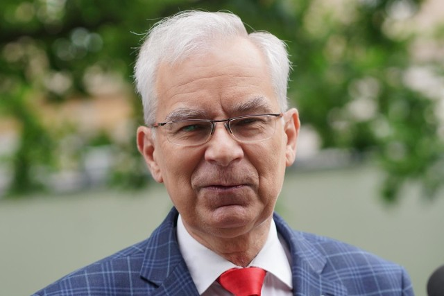 """W. Witkowski: """"Liczę, że Andrzej Duda się usamodzielni""""."""