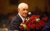 Wzruszający koncert. Prof. Czesław Grabowski po 35 latach żegna się z Filharmonią Zielonogórską