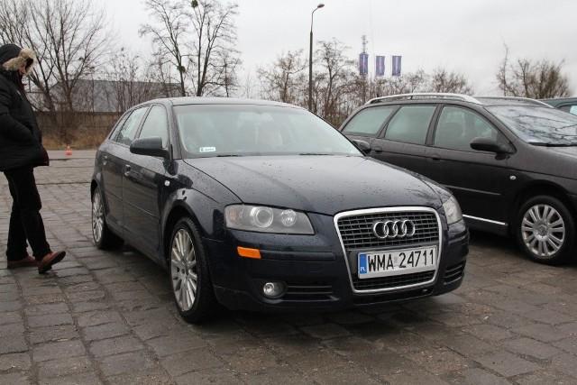 Audi A3, 2005 r., 2,0 TFSI, ABS, centralny zamek, elektryczne szyby i lusterka, komputer pokładowy, immobiliser, tempomat, 24 tys. 600 zł