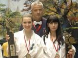 Karate kyokushin. Świetny występ zawodniczek z Opola
