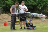 Zlot modelarzy w Cigacicach pokazał, że i z surowców wtórnych można zrobić oryginalne modele. A jak one latają!