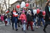 Chrzanów. Setki osób przemaszerowały ulicami miasta w korowodzie niepodległościowym [ZDJĘCIA]