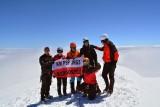 Bydgoski strażak zdobył jeden z najwyższych szczytów w Gruzji [zdjęcia]