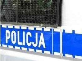 Policja z Koszalina zatrzymała chuligana.