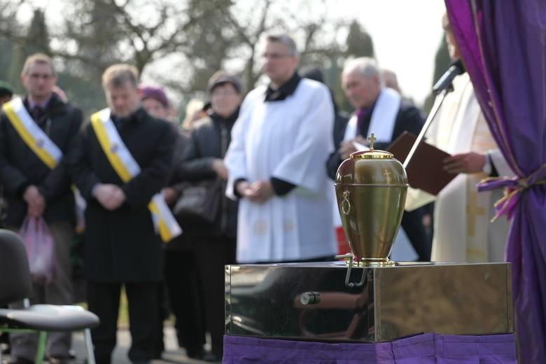 To będzie już kolejny pogrzeb dzieci utraconych w Słupsku.
