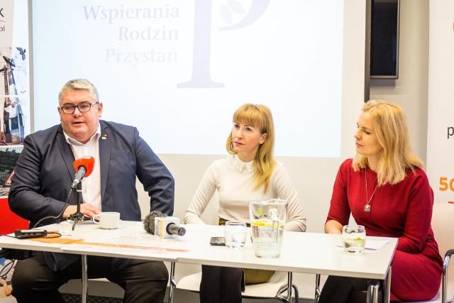 """W Gdańsku ogłoszono start unikatowego w skali Polski Projektu """"Sieć Pomocy Psychologicznej"""""""