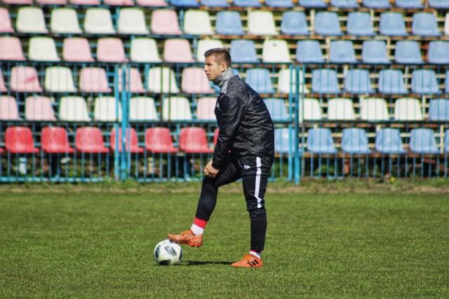 Dominik Wasiak dołączył do trzecioligowego Sokoła Ostróda ze Stomilu Olsztyn.