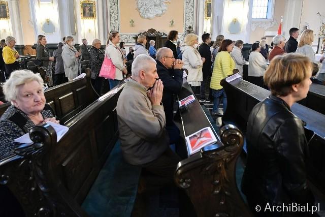 82. rocznica wybuchu II wojny światowej. Uroczysta msza św. i koncert w Białymstoku