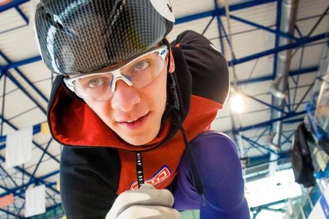 Pjongczang 2018. Koniec igrzysk dla Bartosza Konopko. Upadek w ćwierćfinale biegu na 500 metrów