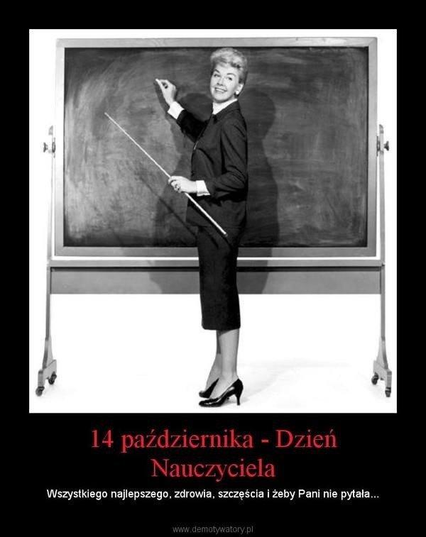 Dzień Nauczyciela życzenia I Wierszyki Na Dzień Nauczyciela