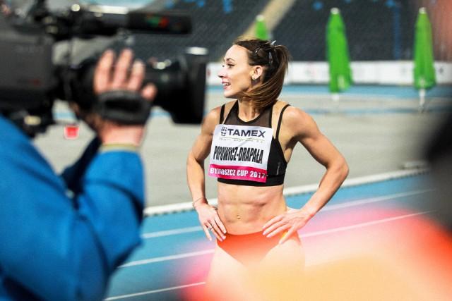 Migawka z 2.06.2017: Marika Popowicz na Bydgoszcz Cup - XVII Europejskim Festiwalu Lekkoatletycznym