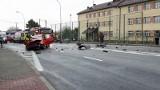 Cztery samochody zderzyły się w Boguchwale. Jedna osoba nie żyje