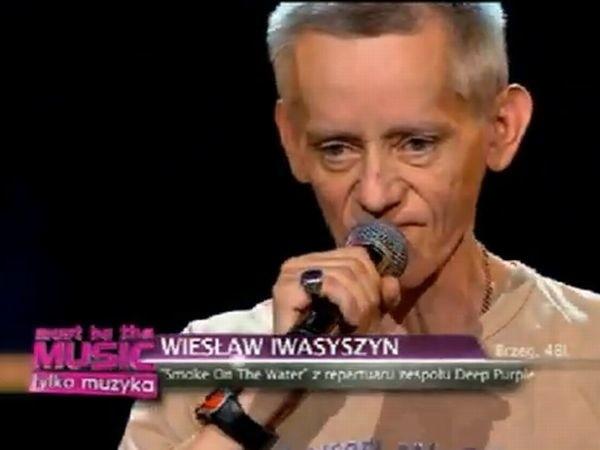 Must Be The Music 2. Odcinek 3. Wiesław Iwasyszyn podbił publiczność