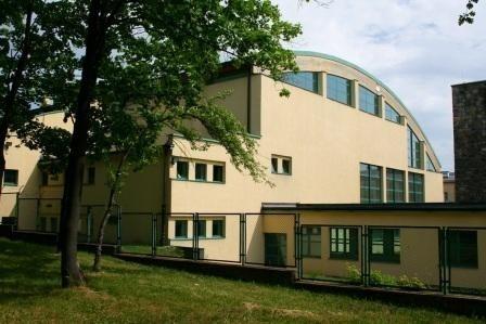 Hala Sportowa przy VI LO w Kielcach