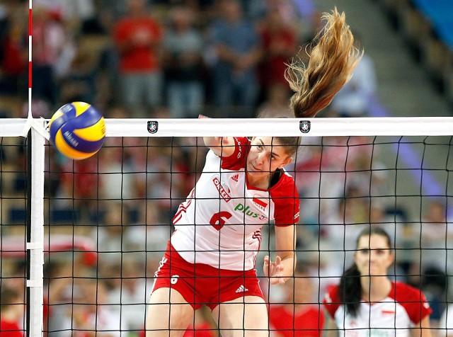 Martyna Łukasik znalazła się w gronie powołanych do reprezentacji siatkarek na sezon 2020
