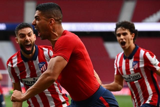 Atletico mistrzem Hiszpanii, bohaterem został niechciany w Barcelonie Luis Suarez