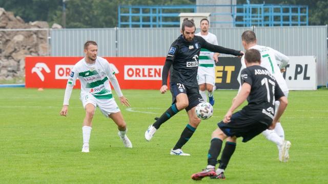 Lechia Gdańsk wygrała w sparingu w piątek w Płocku z Wisłą 3:1