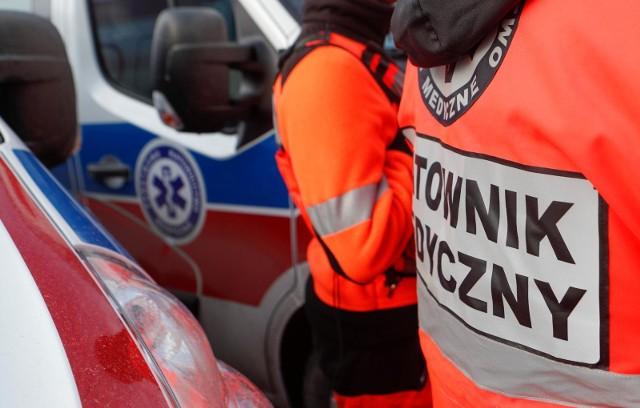 Zdaniem dyrekcji szpitala w Leżajsku ratownicy mieli dostęp do podjazdu.