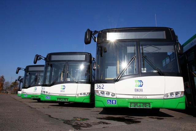 Od 8 lipca kilka linii komunikacji miejskiej będzie jeździć zmienioną trasą