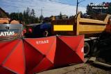 Wypadek w Wodzisławiu: Ciężarówka przygniotła 51-latka z Rybnika. Zginął ZDJĘCIA