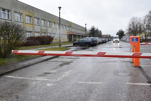 Szpital powiatowy w Oleśnie