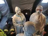 Dwie starsze kobiety zmarły w szpitalu w Łańcucie. 14 nowych przypadków zakażeń na Podkarpaciu [ŚRODA, 8 KWIETNIA]