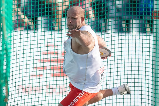 Piotr Małachowski niedawno w kapitalnym stylu wygrał rywalizację dyskoboli podczas Drużynowych Mistrzostw Europy w Bydgoszczy. W sobotę wystąpi w Warszawie