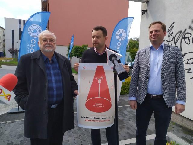 Z autorem najciekawszej pracy wyłonionej przez komisję konkursową zostanie podpisana umowa na wykonanie muralu za 40 tys. zł.