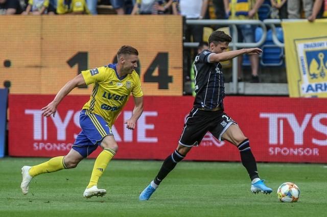 Marcin Budziński Bez oceny, grał zbyt krótko.