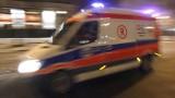 Wypadek na budowie w Kielcach. Mieszkaniec powiatu buskiego spadł z rusztowania, zginął na miejscu