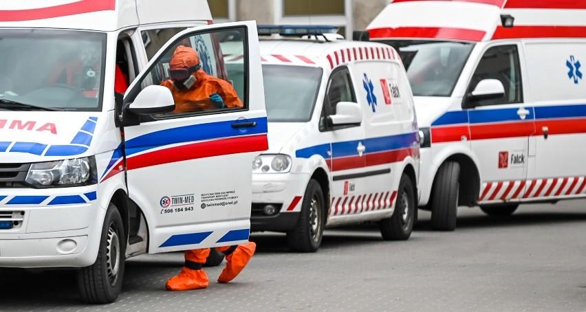 531 osób jest już zakażonych kornawirusem w województwie...
