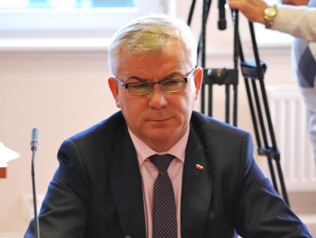 Już wkrótce Zenon Żynda zrzeknie się mandatu radnego powiatu tczewskiego