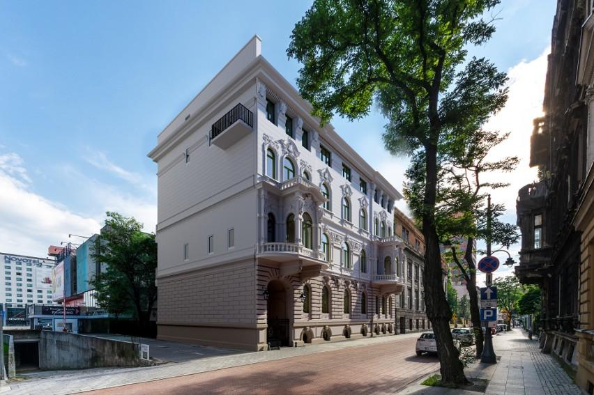 Wielkomiejska kamienica w Łodzi z siedzibą Domu Literatury zostanie wyremontowana