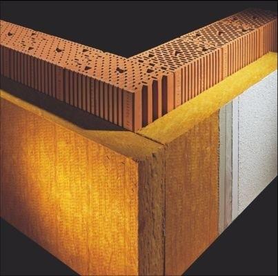 Ściana dwuwarstwowaMurowanie ścian dwuwarstwowych