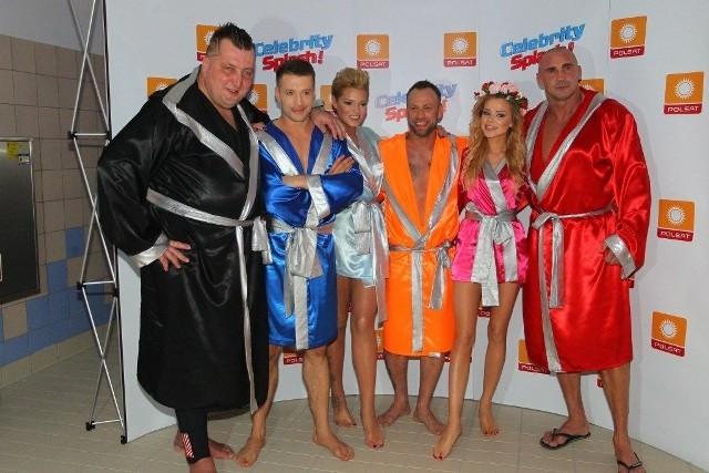 Celebrity Splash w Termach Maltańskich