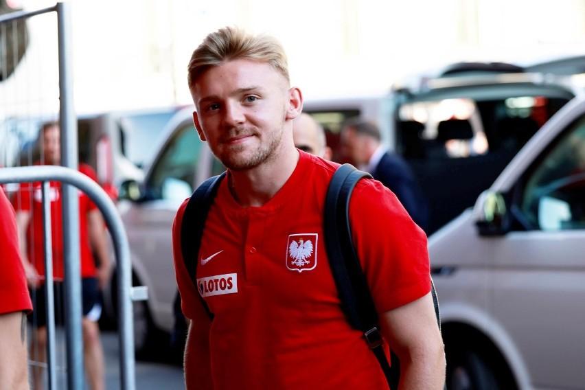 Reprezentacja Polski około godziny 17 we wtorek wylądowała...