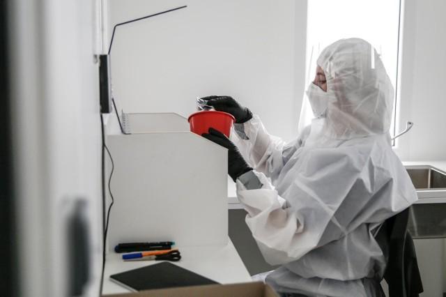 Już 312 nauczycieli i opiekunów z łódzkich żłobków i przedszkoli uzyskało ujemny wynik w badaniu genetycznym na obecność koronawirusa. To niemal trzy czwarte osób, którym wcześniej wyszły pozytywne testy serologiczne.CZYTAJ DALEJ NA NASTĘPNYM SLAJDZIE