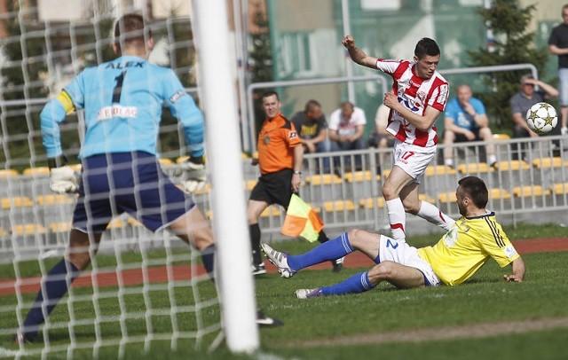 Resovia Rzeszów - Olimpia Elbląg Resovia Rzeszów na własnym stadionie zremisowała z Olimpią Elbląg 0:0.