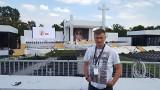 Arkadiusz Bąk odpowiada za łączność na ŚDM w Krakowie